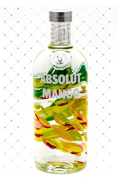 VODKA ABSOLUT MANGO 1000ML