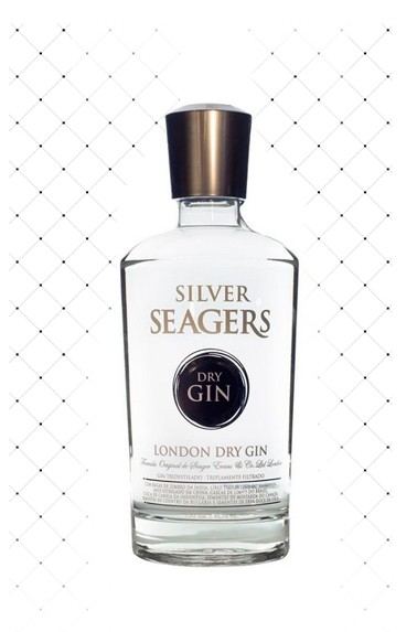 GIN SEAGER S SILVER DRY 750ML