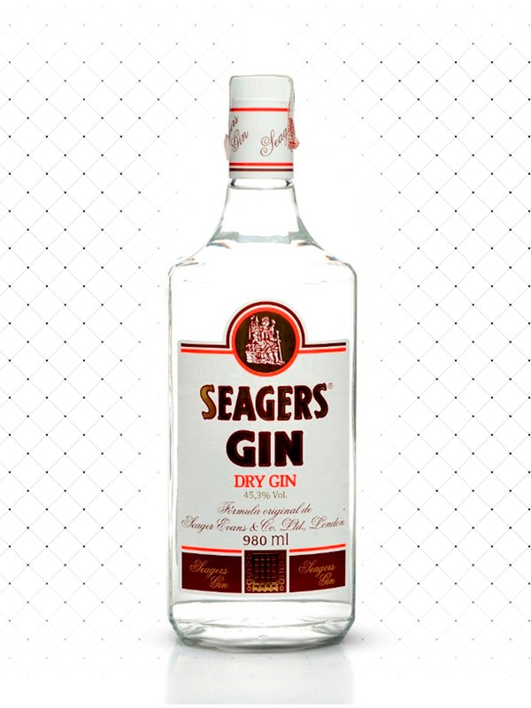 GIN SEAGERS DRY GIN 980ML g