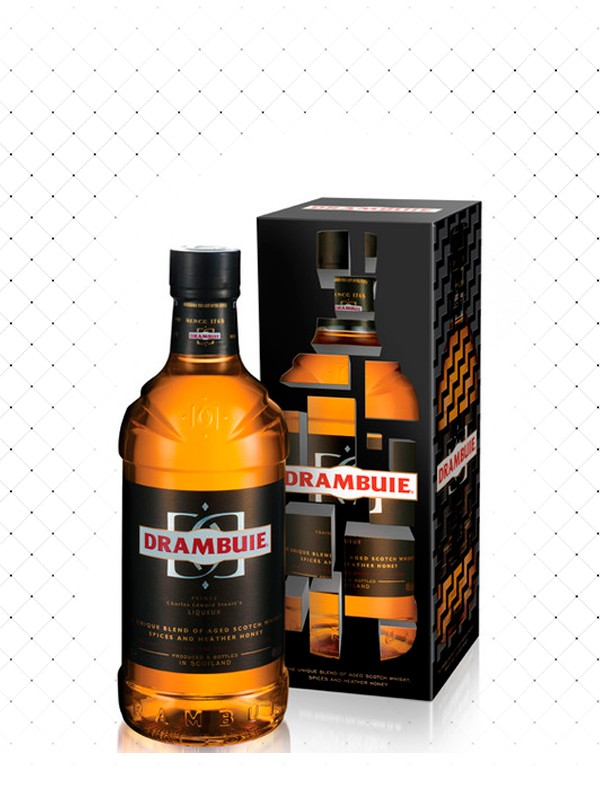 LICOR DRAMBUIE 750ML g