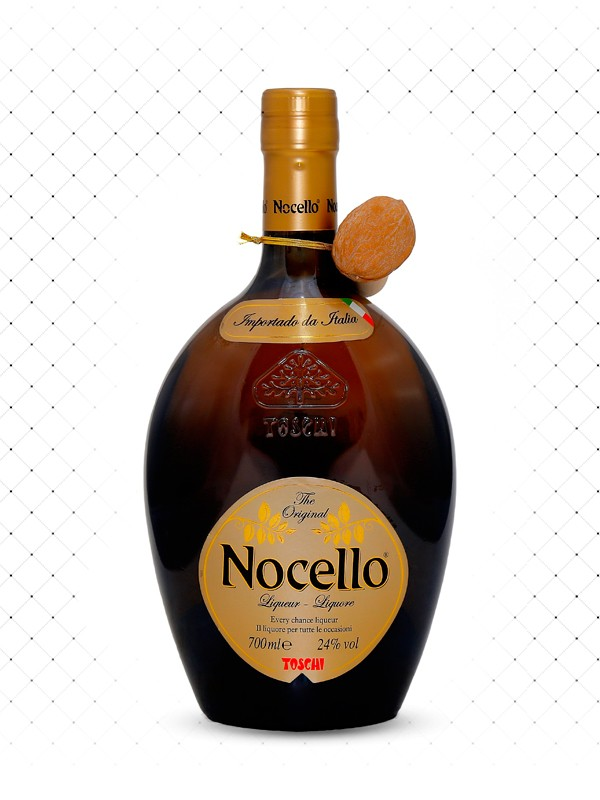 LICOR NOCELLO TOSCHI 750ML  g
