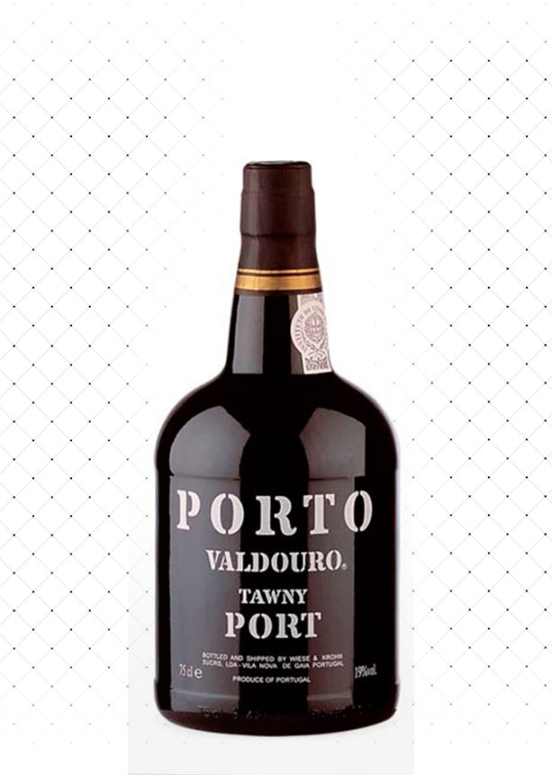 VINHO DO PORTO VALDOURO TAWNY 750ML