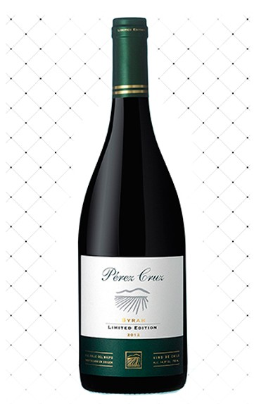 VINHO CHIL. PEREZ CRUZ SYRAH LIMITED EDITION 750ML