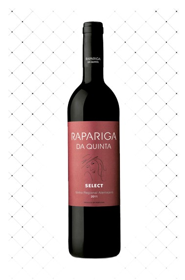 VINHO PORT. RAPARIGA DA QUINTA SELECT TINTO 750ML