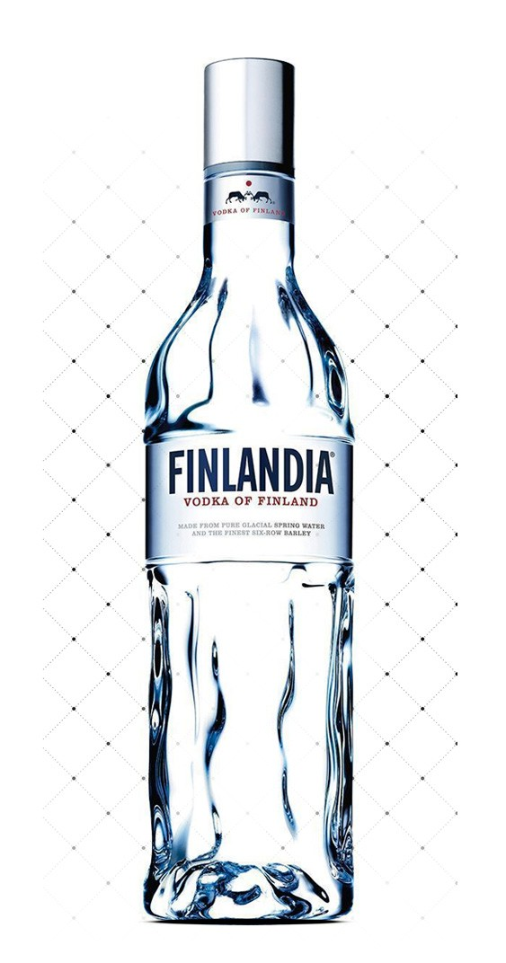 VODKA FINLANDIA 1000ML g
