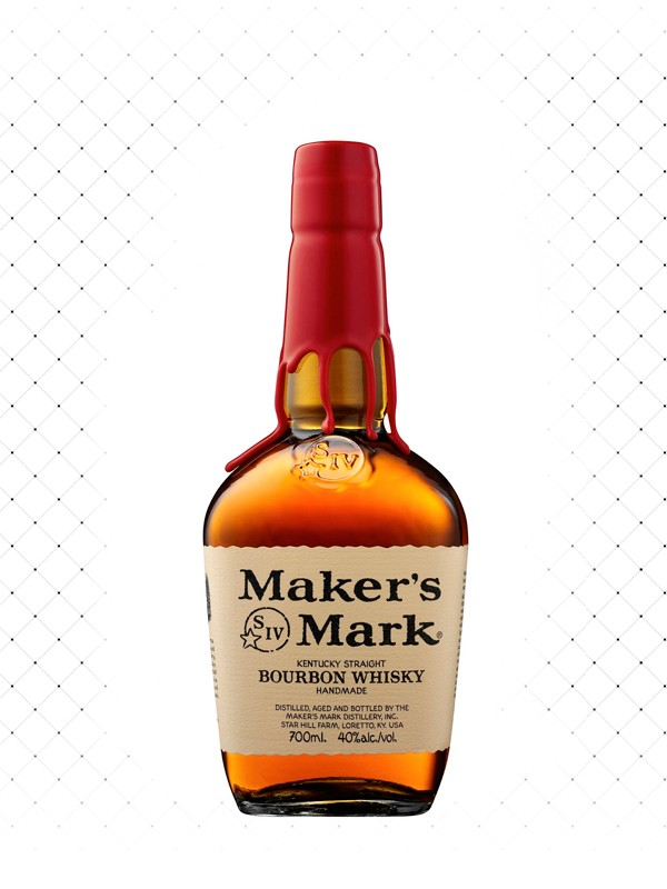WHISKY BOURBON MAKERS MARK 750ML g