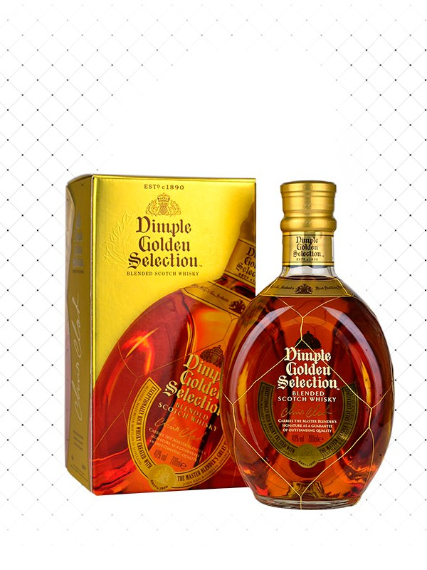 WHISKY DIMPLE GOLDEN SELECTION 1000ML g