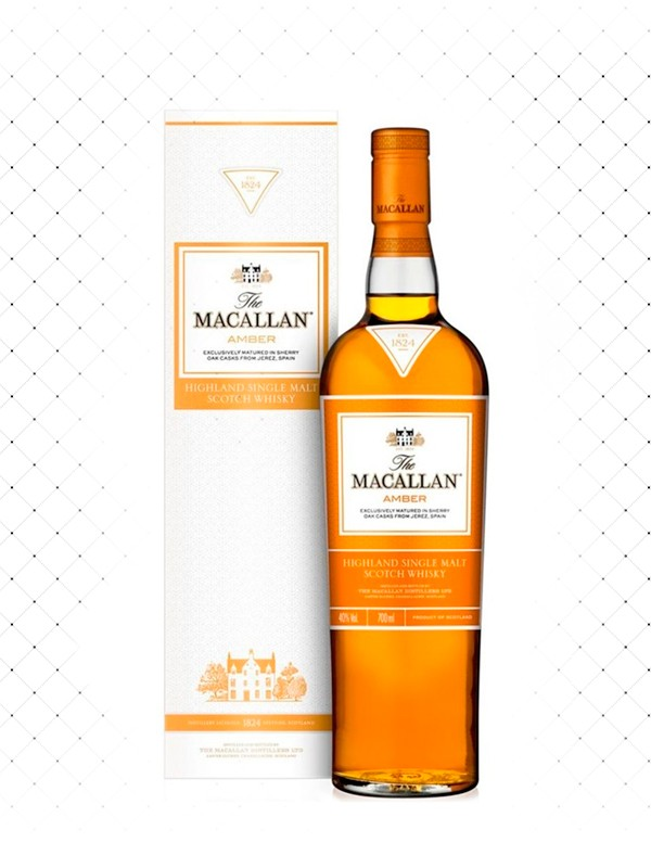 WHISKY MACALLAN AMBER 700ML g