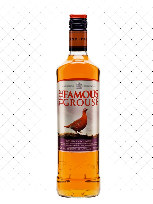 WHISKY THE FAMOUS GROUSE 1000 ML g