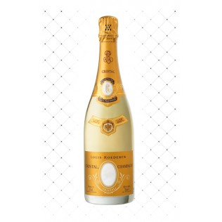 CHAMPAGNE LOUIS ROEDERER CRISTAL 750ML  g