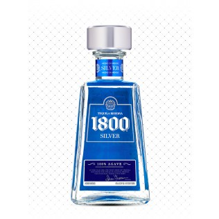 TEQUILA MEX. 1800 SILVER 750ML