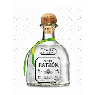 TEQUILA MEX. PATRON SILVER 750ML g